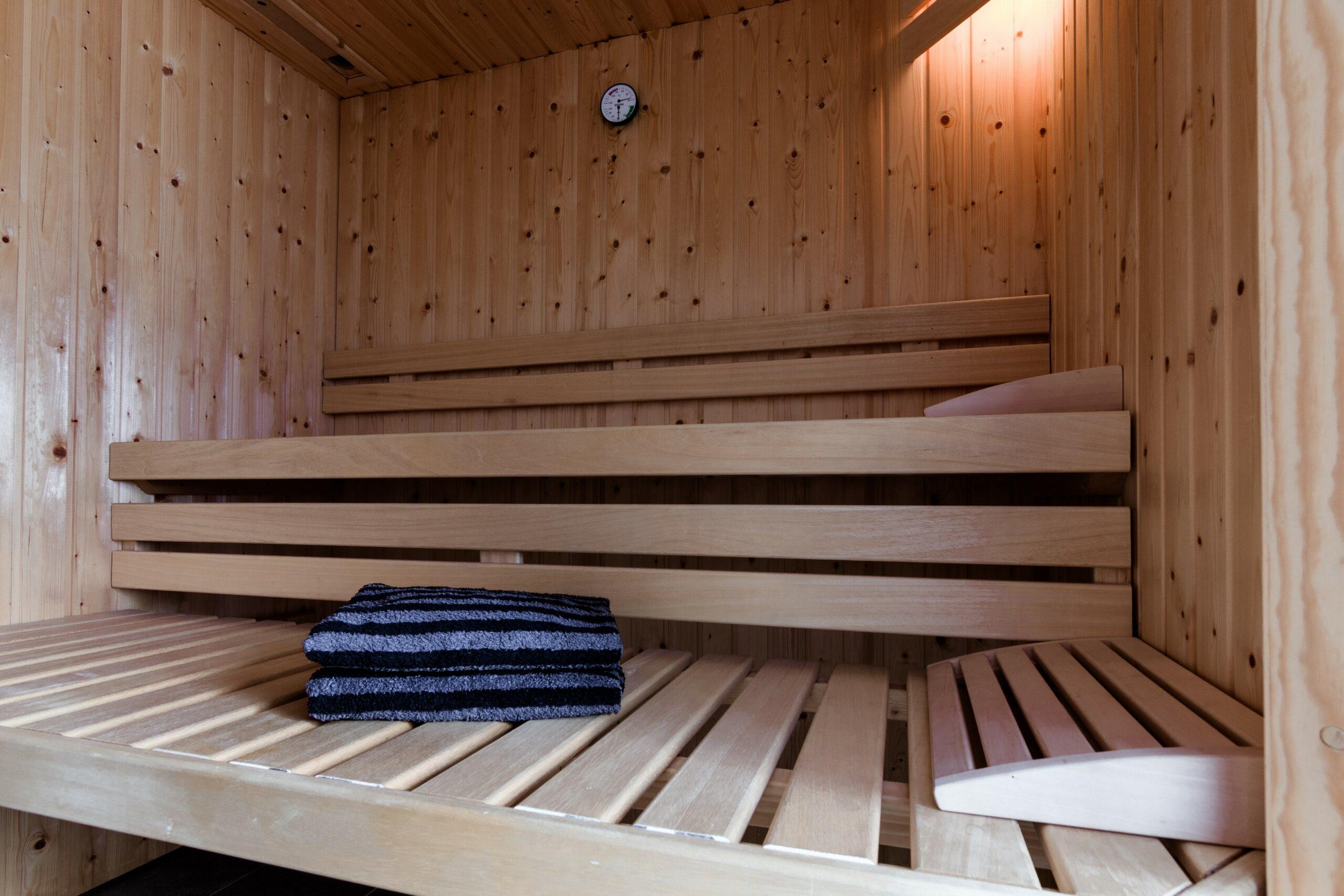 Sauna Slaoperij